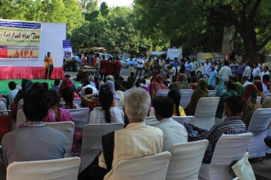 Anti Emergency Day at Delhi